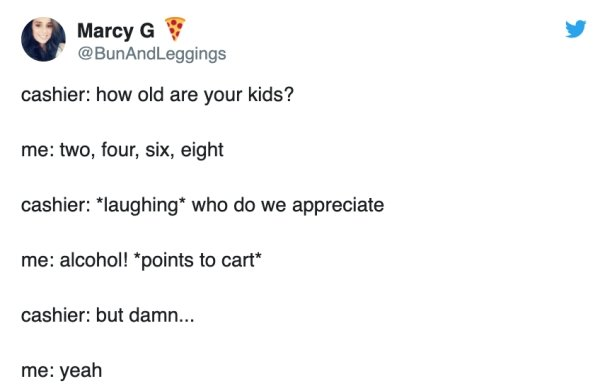 Tweets About Having Kids (25 pics)