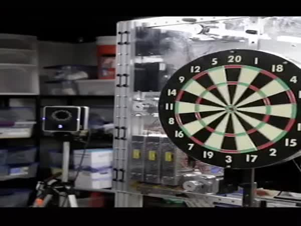 Darts: 0 - Engineering: 100