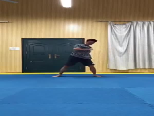 Easy Trick To Learn Full Body Slide Flip