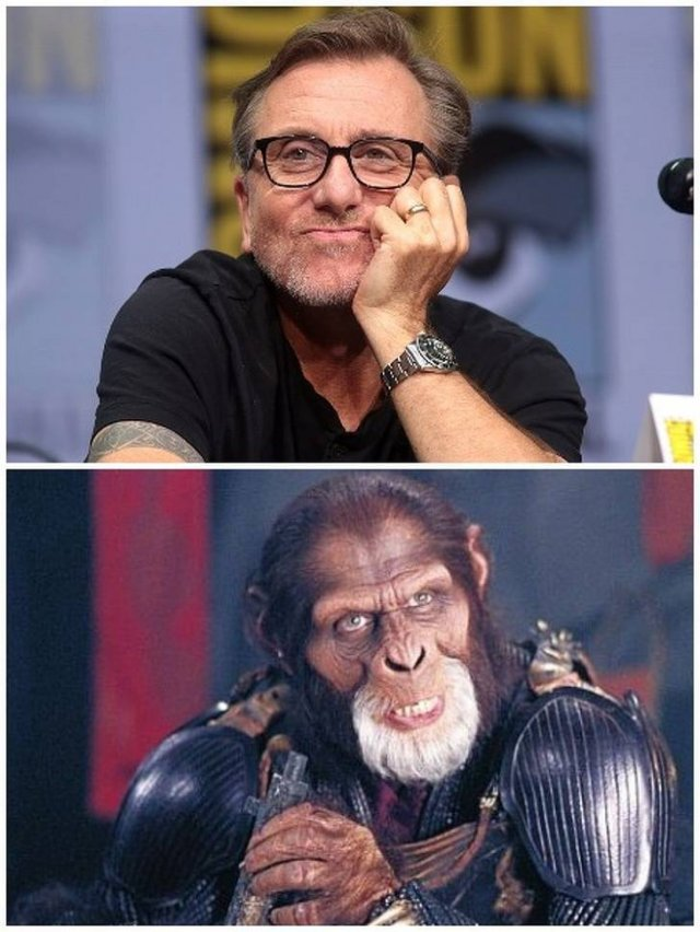 Magic Of Actors' Transformations (18 pics)