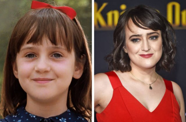 'Matilda' Characters: 23 Years Ago And Now (11 pics)
