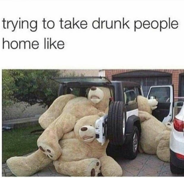 Drunk Memes (50 pics)
