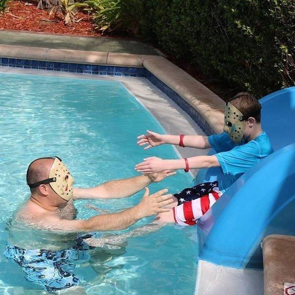 People Enjoy Parenting (33 pics)