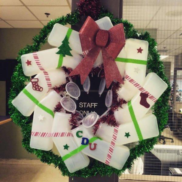Hospital Christmas Decorations (21 pics)