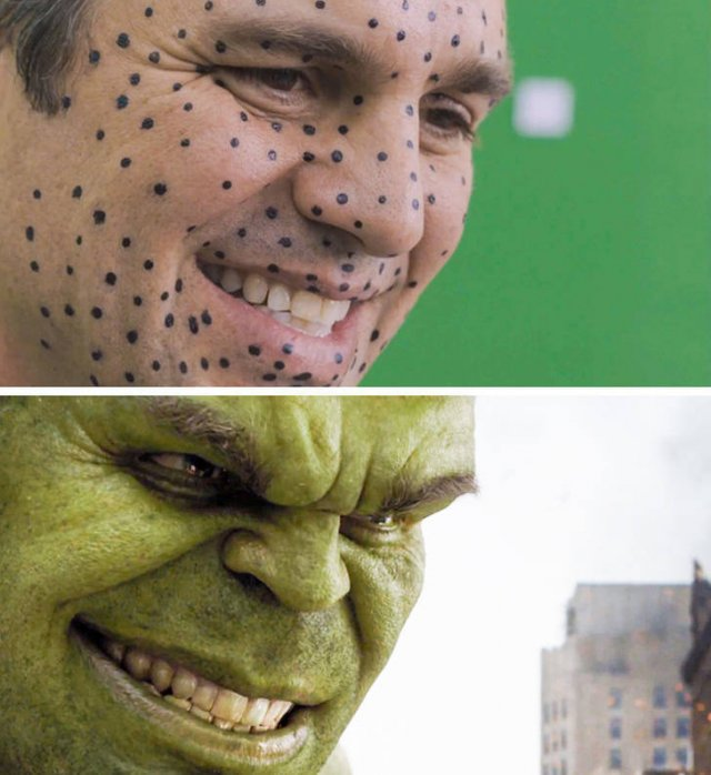 Modern Movies: Behind The Scenes (17 pics)