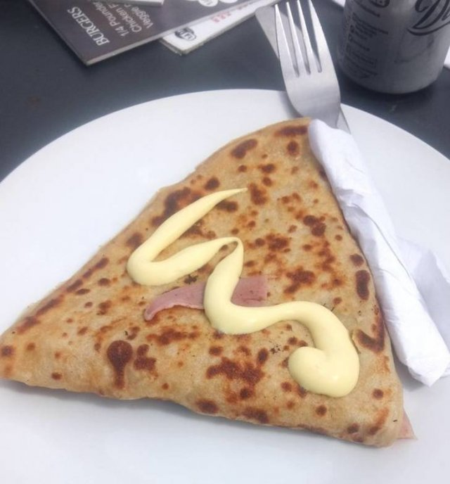 Food Serving Gone Wrong (19 pics)