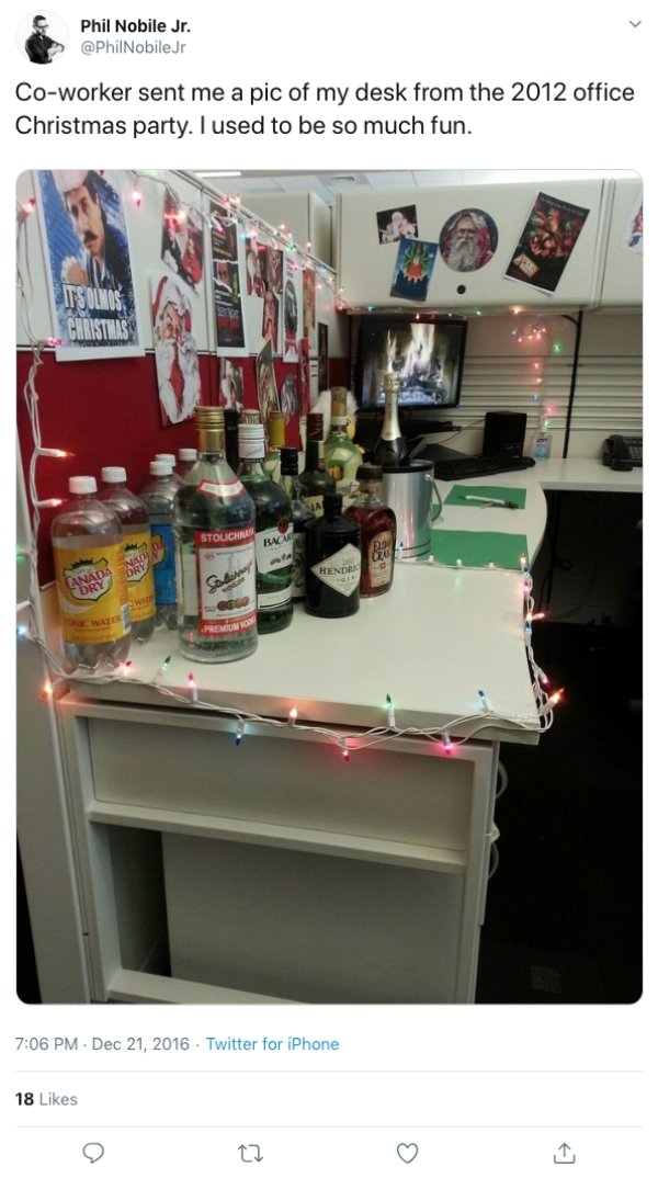 Office Holiday Parties (21 pics)