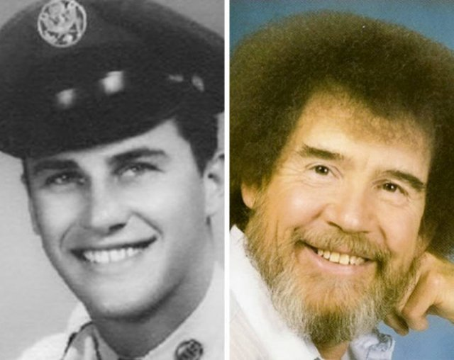 Youth Pictures Of Famous People (12 pics)