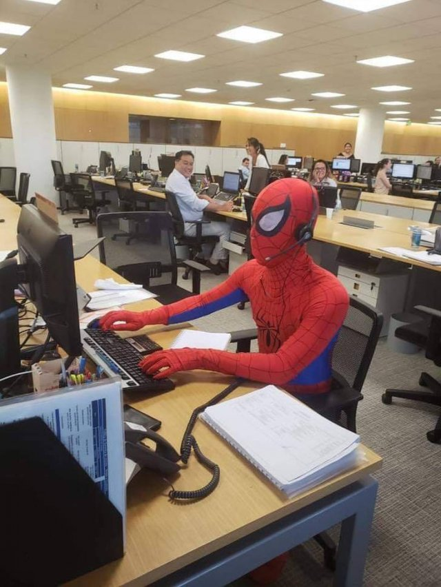 People Show Their 'Normal' Working Days (20 pics)