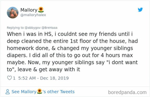 Tweets: The Older Sibling Vs. The Younger One (32 pics)