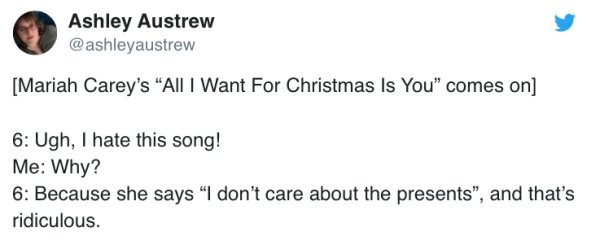 Christmas Tweets From Parents (30 pics)