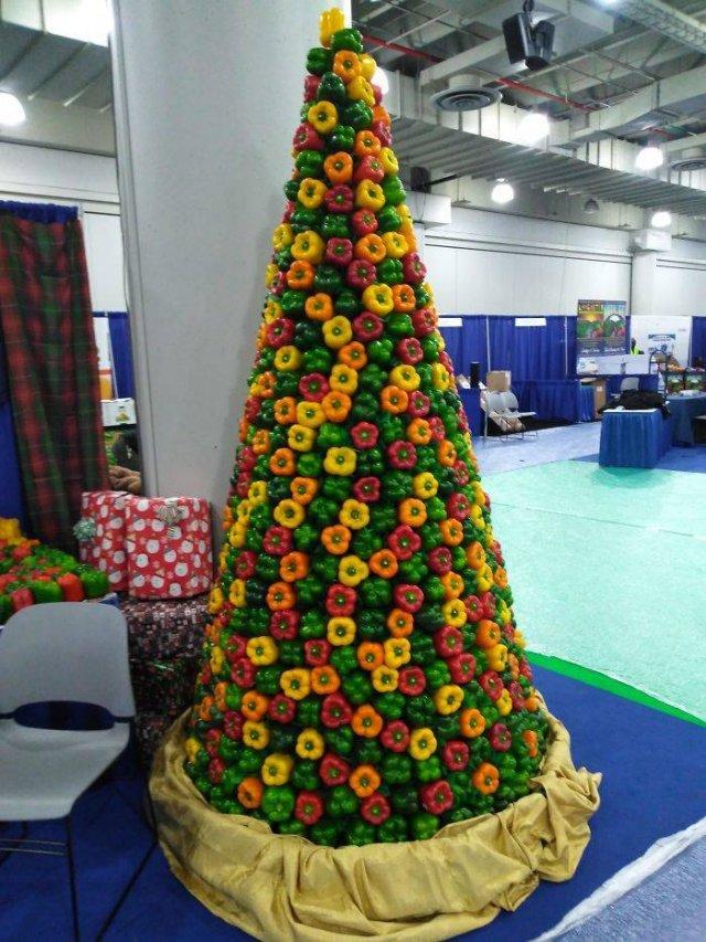 Creative Christmas Trees (30 pics)