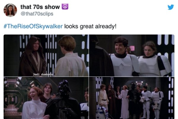Star Wars Memes: The Rise Of Skywalker (18 pics)