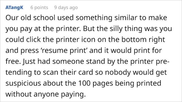 Student Lifehack: How To Get Free Paper (11 pics)