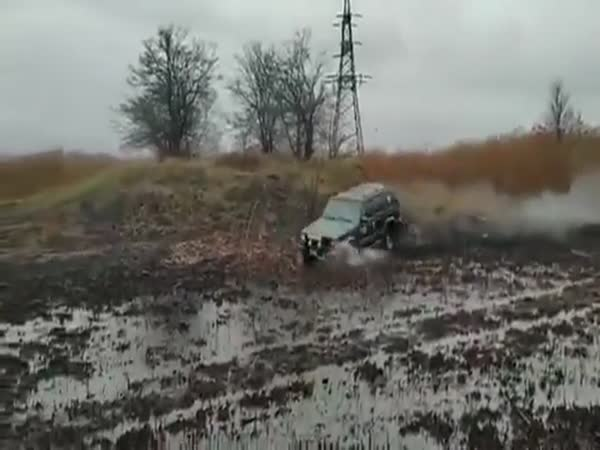 Off Road Gone Wrong