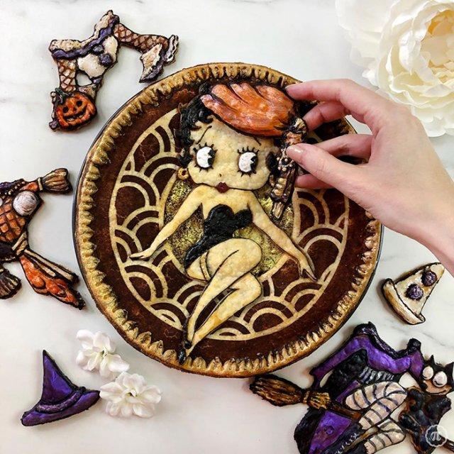 Creative Holiday Pie Art (25 pics)