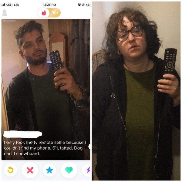Tinder Situation: Tina From Bob's Burgers Makes Fun Of Guys (31 pics)