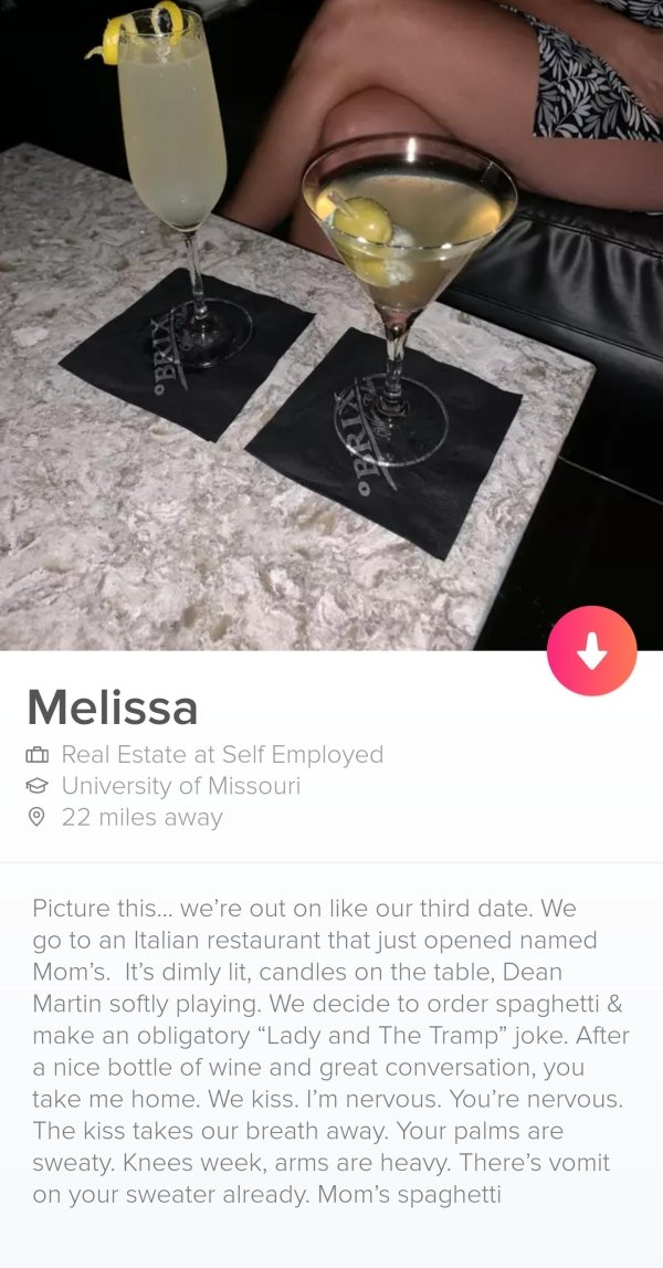 Funny Tinder Profiles (26 pics)