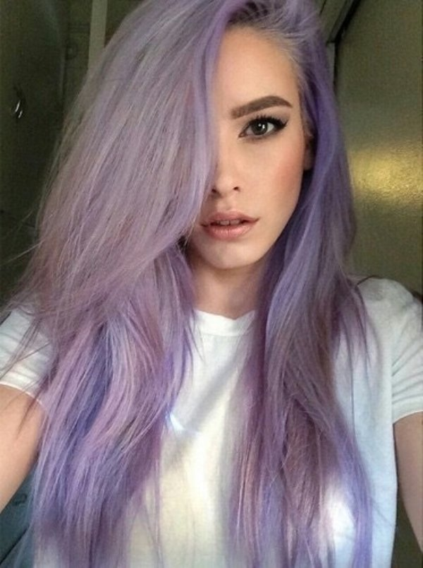 Hot Girls With Dyed Hair (40 pics)