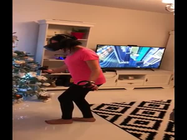 The Ultimate VR Experience