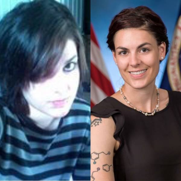 Then And Now: Emos Of The 2000's Transformation (19 pics)
