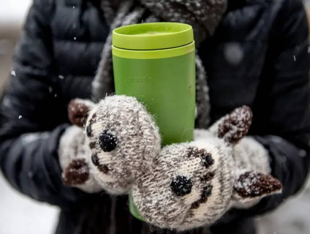 Winter Lifehacks (23 pics)