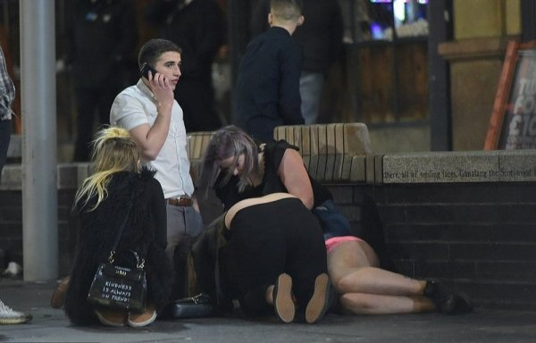 Wasted People (27 pics)