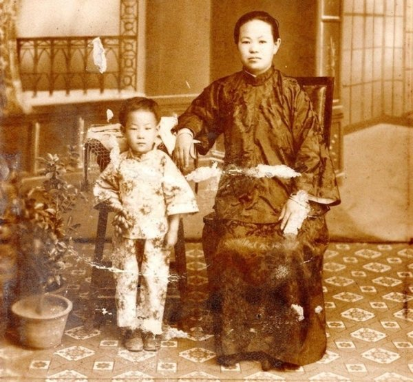Incredible Old Family Photos (29 pics)