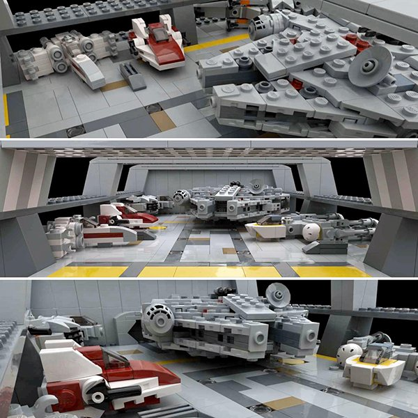 Let's Have Fun With LEGO (35 pics)