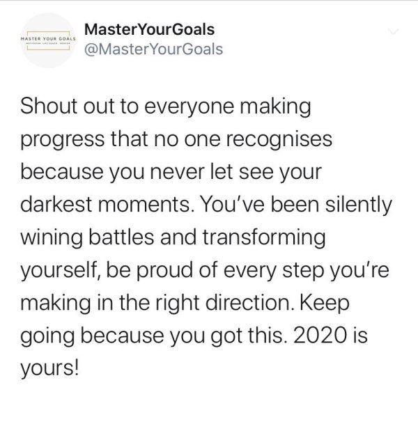 Motivation Pictures For Your 2020 (25 pics)