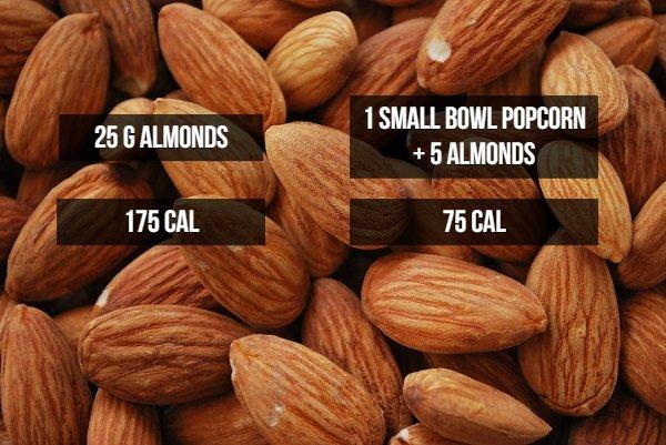 Mind-Blowing Food Comparisons (14 pics)