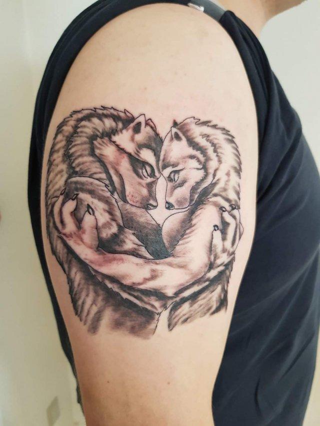 Weird Tattoos (31 pics)