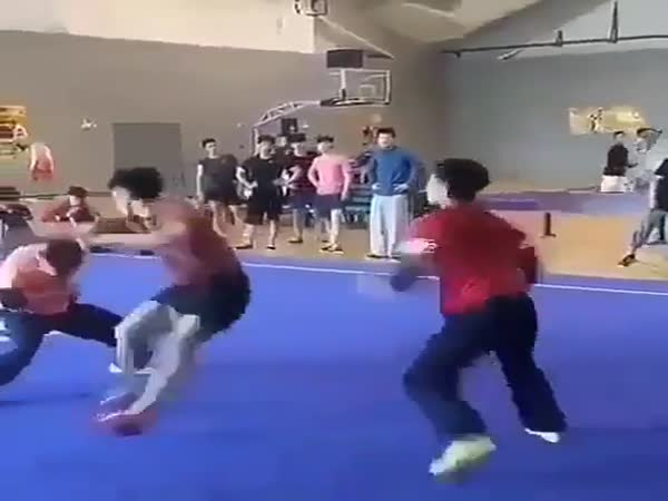 Choreographed Fight