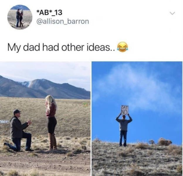 Dads Will Be Dads (26 pics)