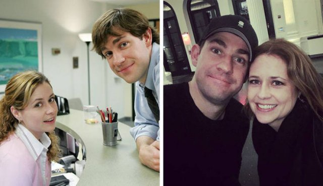 Onscreen Couples Who Hang Out Together In Real Life (20 pics)