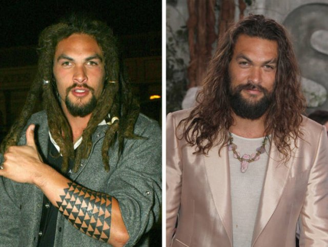How Celebrities Changed Over Ten Years (20 pics)