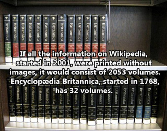 Amazing Facts About People (30 pics)