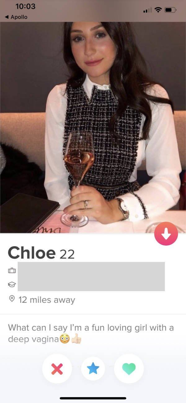 Shameless Girls From Tinder (23 pics)