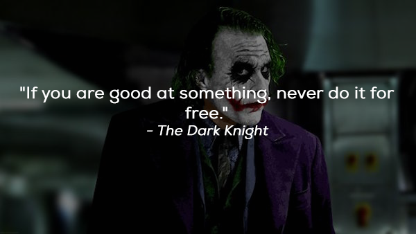 Great Life Advices From Movies (26 pics)