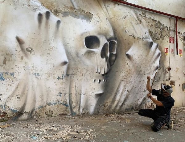 Graffiti by SCAF (32 pics)