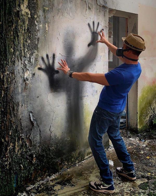 Graffiti by SCAF (32 pics)