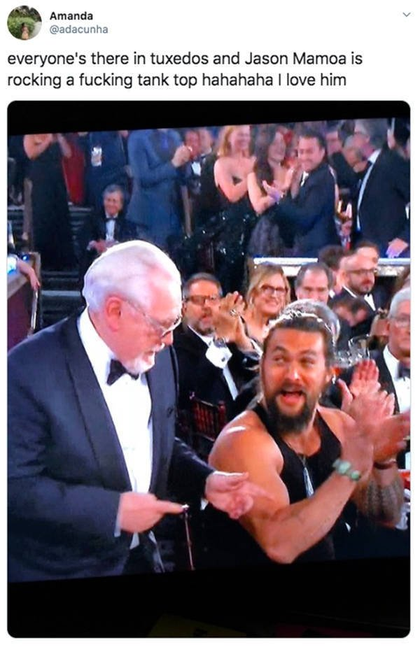 Golden Globes Memes (20 pics)