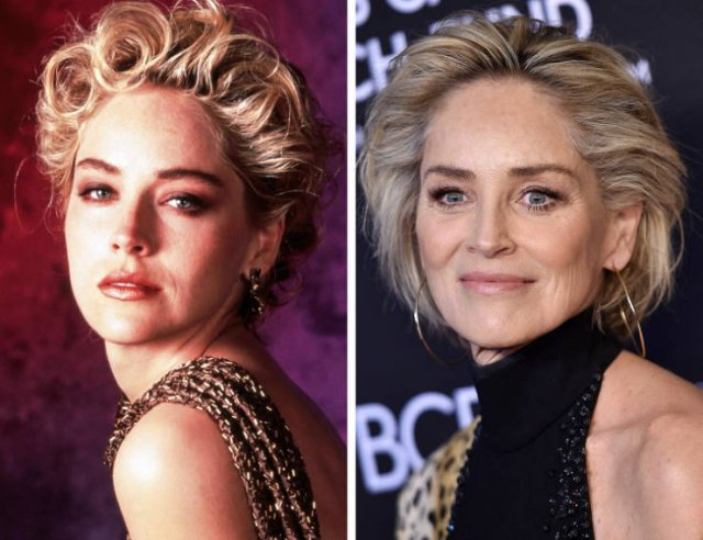 Female Celebrities Who Age Gracefully (19 pics)