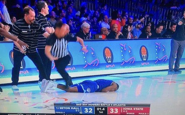 Funny Sport Moments (25 pics)