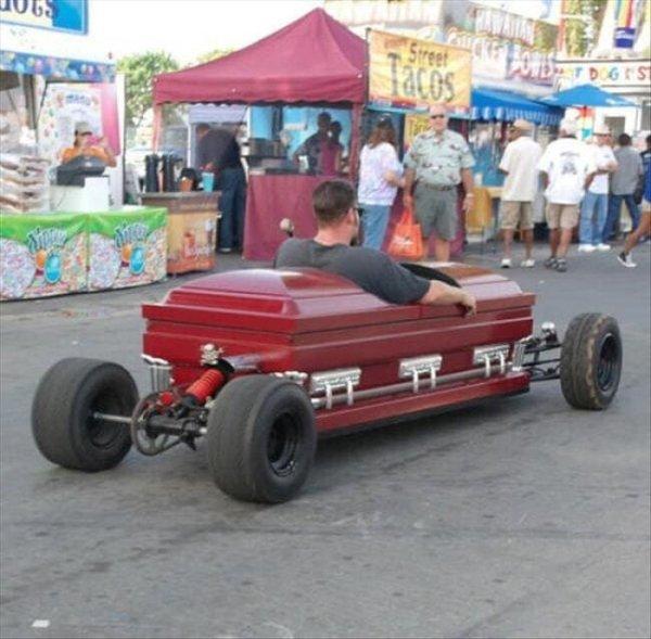 Weird Cars (44 pics)