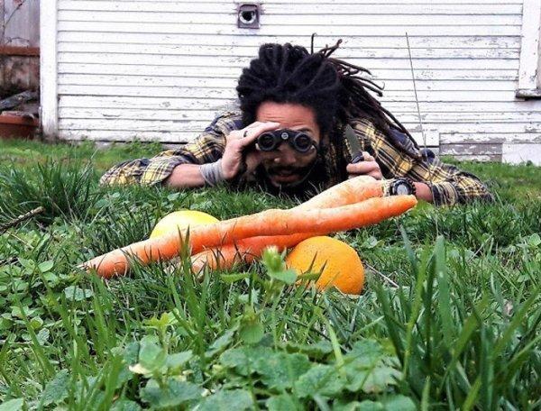 Funny Vegan Hunters (30 pics)