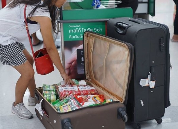 Plastic Bag Ban In Thailand: People Found Alternatives (36 pics)