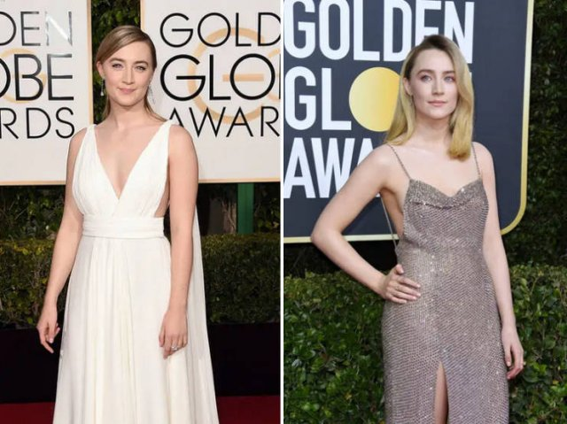 Then And Now: Golden Globe Nominees (23 pics)
