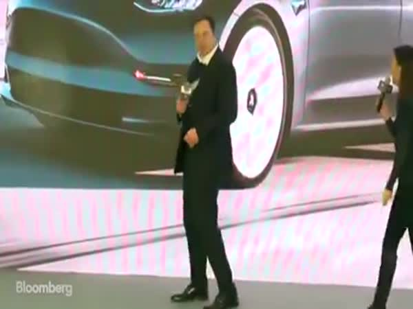 Elon Musk Celebrates The Launch Of Model Y In China With A Cute Dance