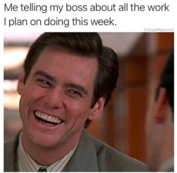 Memes About Work (44 pics)